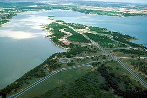 Proctor Lake - Proctor Lake, Comanche County, Texas