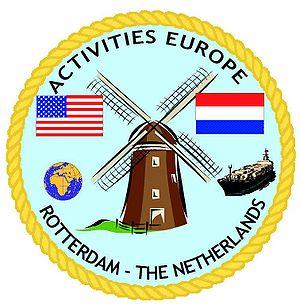 USCG Activities Europe - ACTEUR Logo