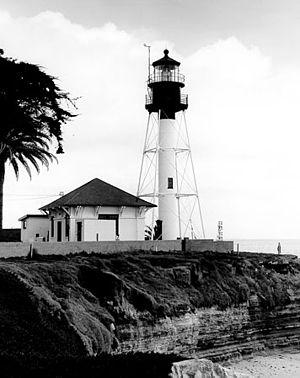 New Point Loma Lighthouse - Image: USC Gpointloma New