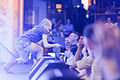 USO Show Troupe Performs At Hard Rock Cafe New York - Photo 5.JPG