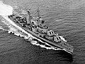 USS Benner (DD-807) underway in Massachusetts Bay on 28 May 1945.jpeg