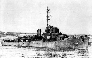 USS <i>Daniel</i> (DE-335)
