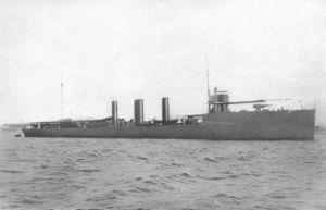 USS Mayrant (DD-31) - Image: USS Mayrant (DD 31)