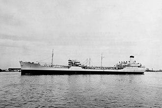 USS Neosho (AO-23) - USS Neosho (AO-23)