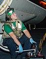 USS Ronald Reagan aircraft maintenance 140719-N-OR184-019.jpg