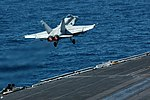 USS Ronald Reagan performs sustainment exercises in the Pacific DVIDS159961.jpg