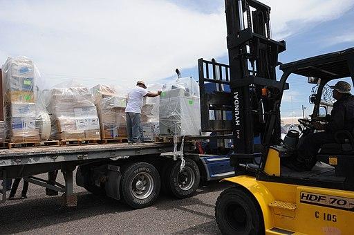 US Airmen support Honduras humanitarian aid; Denton Program 140613-Z-BZ170-001