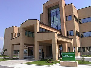 Bureau of Medicine and Surgery - Naval Hospital Naples, Italy