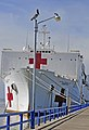 US Navy 110803-N-EP471-046 USNS Comfort (T-AH 20) is moored in Puntarenas, Costa Rica, to participate in humanitarian assistance supporting Continu.jpg