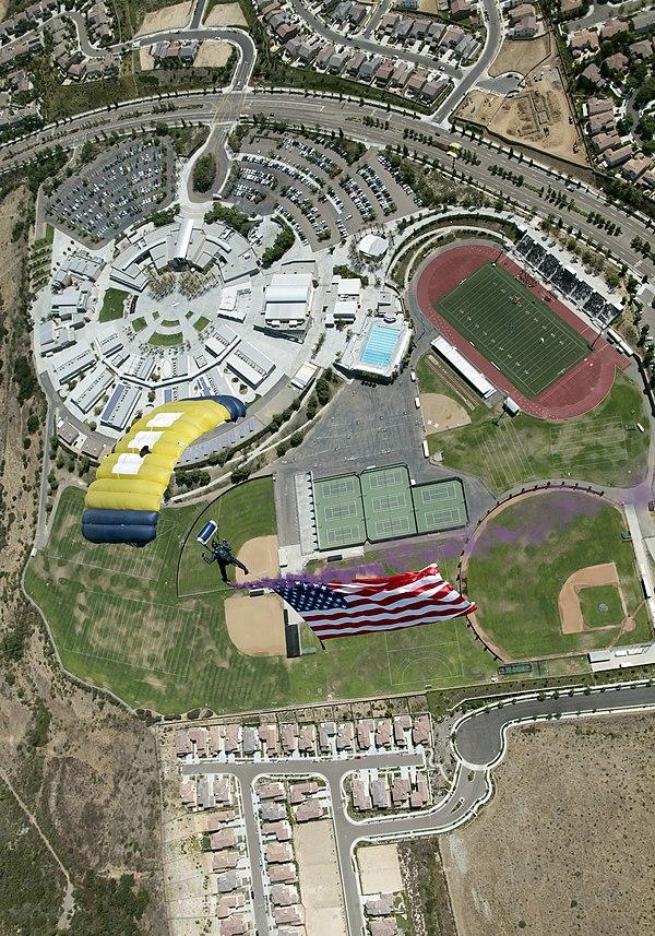 High schools in San Diego, California
