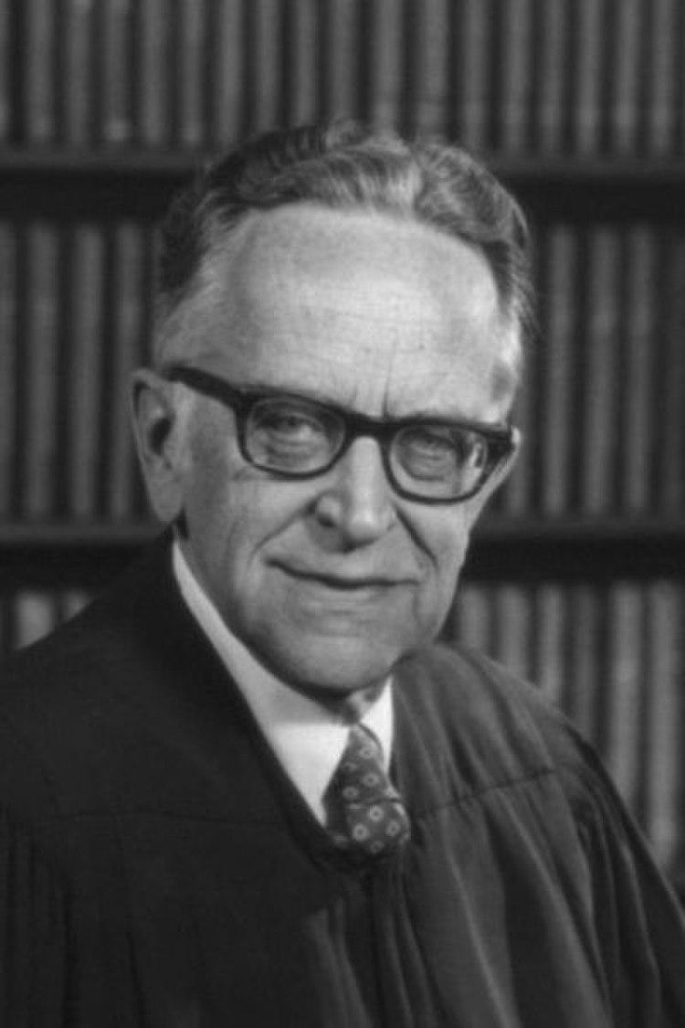 US Supreme Court Justice Harry Blackmun