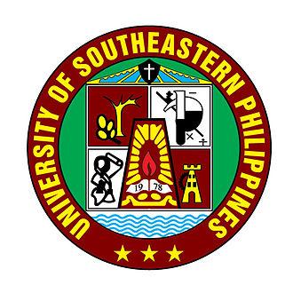 University of Southeastern Philippines - Image: U Se P Logo