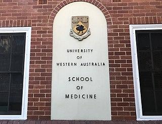 University of Western Australia School of Medicine
