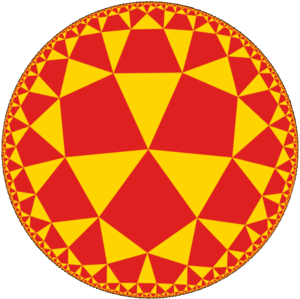 Alternated octagonal tiling - Image: Uniform tiling 433 t 0 point