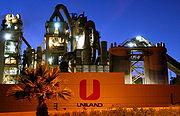 Uniland cement factory garraf sitges spain 2010