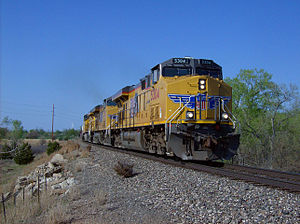 GE Evolution Series - Image: Union Pacific 5304
