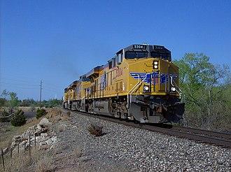 GE Evolution Series - Image: Union Pacific 5304
