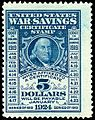 United States 1919 $5.00 War Savings Issue-.jpg