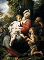 Unknown - The Holy Family with Saint John the Baptist.jpg