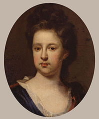 Unknown woman, formerly known as Queen Anne