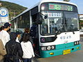 Urban Bus No. 56 in Geojedo Island, Korea.JPG