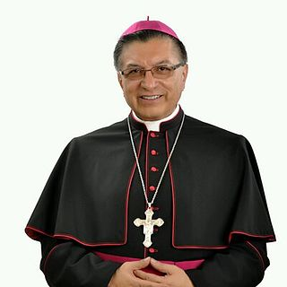 Oscar Urbina Ortega Catholic archbishop