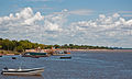Uruguay River at Colon, Entre Rios, Argentina, 1 Jan. 2011 - Flickr - PhillipC.jpg