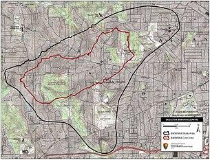 Battle Of Utoy Creek Wikipedia