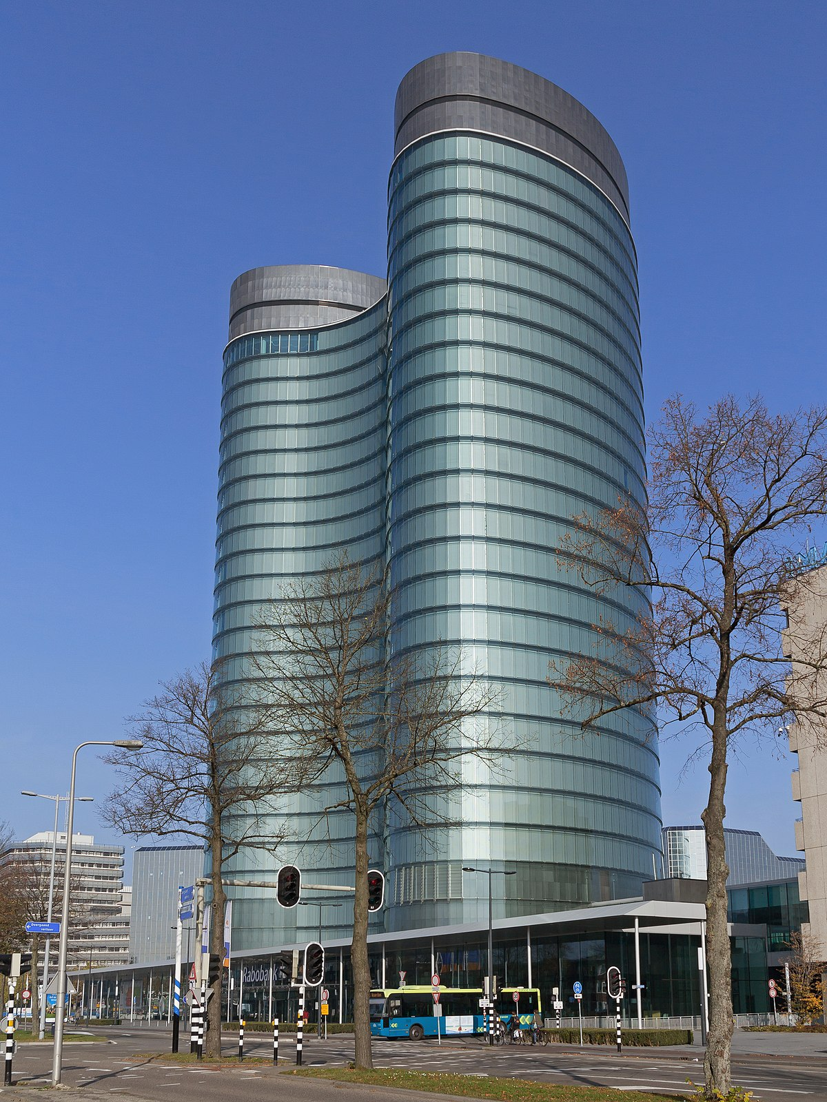 Rabobank wikipedia for B b amsterdam