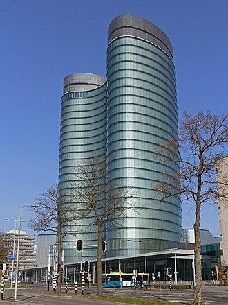 Rabobank - Image: Utrecht, hoofdkantoor van de Rabobank foto 4 2015 11 01 12.03