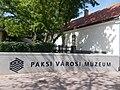 Városi Múzeum, Deák Ferenc utca, 2018 Paks.jpg