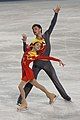 V. Bazarova and Y. Larionov at 2010 European Championships.jpg
