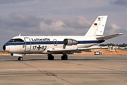 VFW-Fokker VFW-614, Germany - Air Force JP5846714.jpg