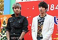 VIXX LR at The Salvation Army Kettle Appeal Opening Ceremony in South Korea, in November 2012 01.jpg