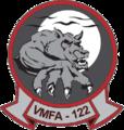 VMFA-122 insignia werewolve.png