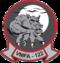VMFA-122 insignia werewolve