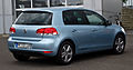VW Golf 1.4 TSI Match (VI) – Heckansicht, 25. August 2012, Velbert.jpg