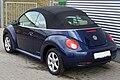 VW New Beetle Cabrio 1.6 Freestyle Shadowblue Heck.JPG