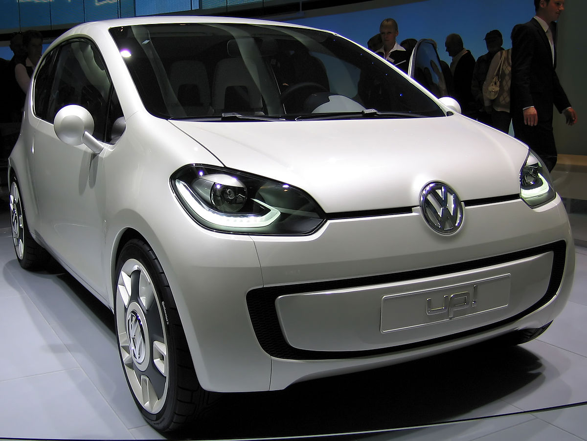 Volkswagen up! – Wikipédia