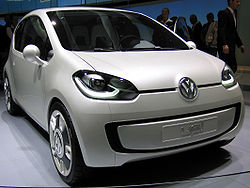 Volkswagen Up! (koncept)