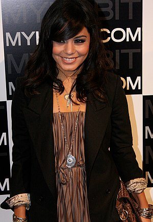 Vanessa Hudgens - Hudgens at the MyHabit launch at Skylight West Studios in May 2011