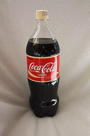Coca-Cola Vanilla - Image: Vanilla Coke Wiki