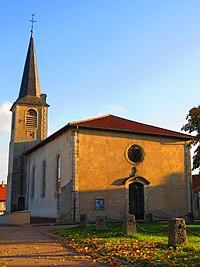 Vannecourt l'église Saint-Denis.JPG