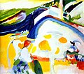 Vassily Kandinsky, 1910 - The Cow.jpg