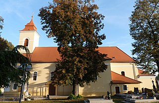 Veľké Ripňany Municipality in Slovakia