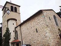 Veauche (Loire, Fr) église.JPG