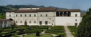 Art museum in via della Cannoniera , Città di Castello