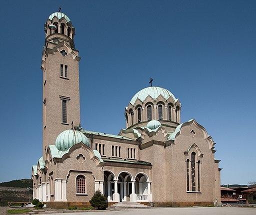 Veliko Tarnovo Cathedral 4