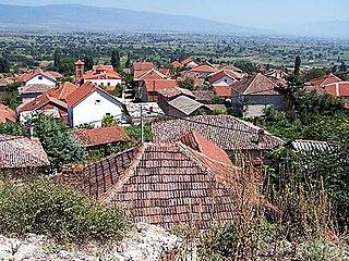 Veljusa,  Strumica, North Macedonia