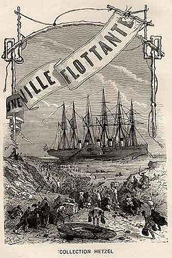 Una ciudad flotante wikipedia la enciclopedia libre for Piscine nantes jules verne